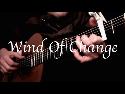 scorpions still loving you fingerstyle guitar phim