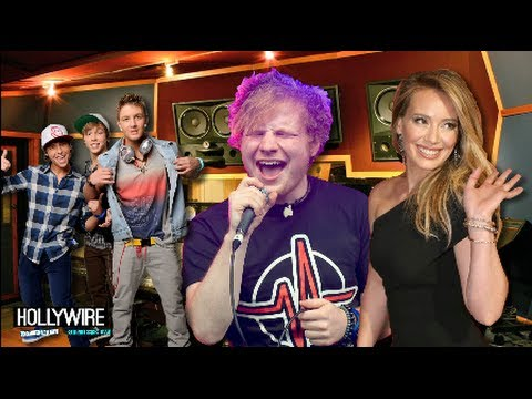 Ed Sheeran & Hilary Duff Vs. Emblem 3: Best Unreleased Song!?