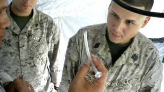 Corpsman Field Nasal Airway Training NPA view on youtube.com tube online.