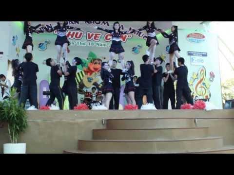 Chung kết Chú Ve Con 2013][HD] - NHẢY CỔ ĐỘNG   THPT