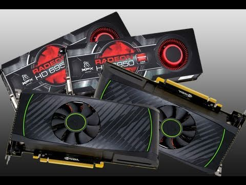 NVIDIA GTX 560 SLI vs AMD RADEON 6950 Crossfire Review