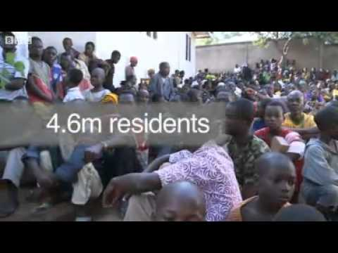 Central African Republic crisis - in 60 seconds