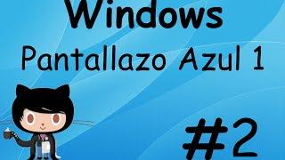 Pantallazo AzulPantalla De La Muerte En Windows XP,7,8