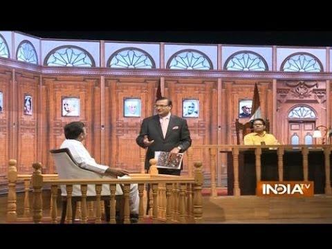 Aap ki Adalat - Akhilesh Yadav, Part 3