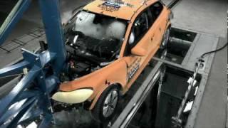 Volvo kaza test merkezi