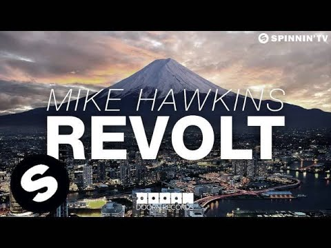 Mike Hawkins - Revolt (Available July 7)