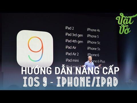 Vật Vờ - Hướng dẫn nâng cấp iPhone/iPad lên iOS 9 beta1: không cần tài khoản lập trình viên UDID