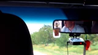 Microbuz albastru periculos de la Dondușeni spre capitală