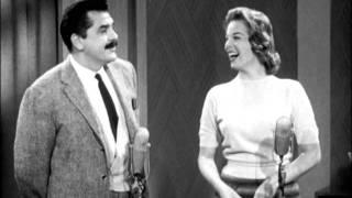 Ernie Kovacs vs Groucho Marx: Moustache Meets Moustache