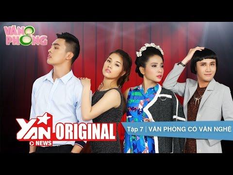 8 Văn Phòng || Tập 7 : Văn Phòng Có Văn Nghệ | Official