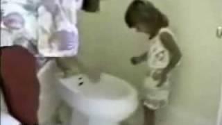Caídasen el baño