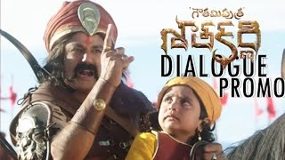 Gautamiputra Satakarni Emotional Dialogue Teaser