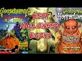 5 Goosebumps Books You Should Read This Halloween