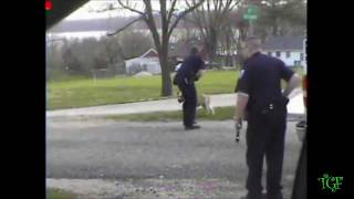 Cop Shoots Restrained Dog In The Head