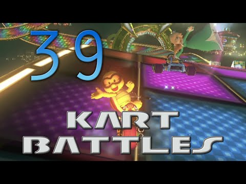 [39] Kart Battles (Mario Kart 8 Online w/ GaLm and the Derp Crew)