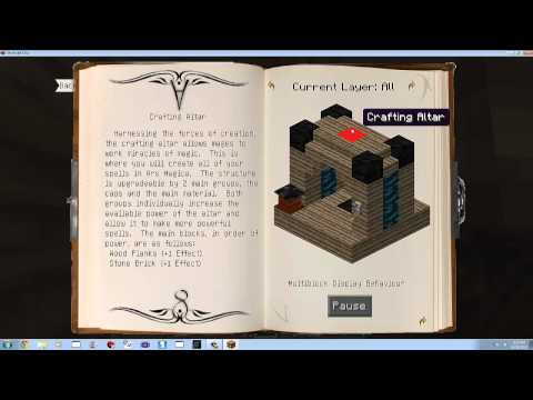 Ars Magica 2 Let's Play ep 3 I The Crafting alter Part 1