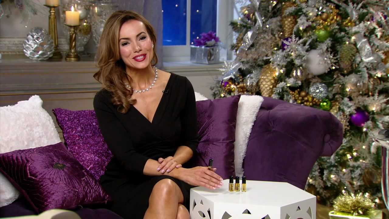 Tips for Looking Great this Christmas with Lisa Robertson - YouTube