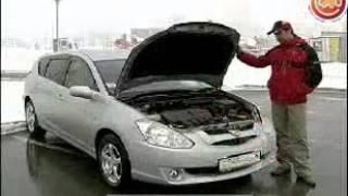 Test draiv Toyota Caldina lovi tv