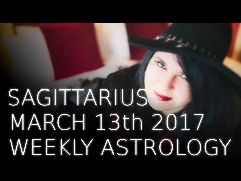 Sagittarius Weekly Astrology Forecast 13th March 2017