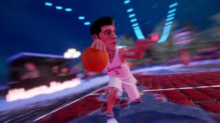 NBA Playgrounds 2 - Bejelentés Trailer