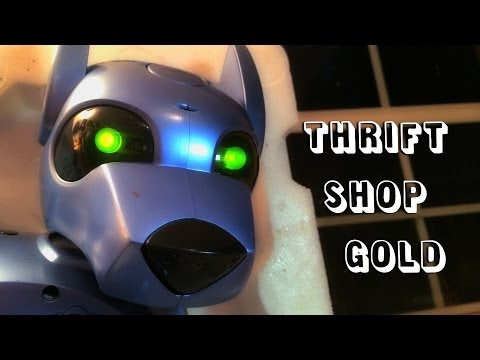 THRIFT SHOP GOLD | Shanks FX | PBS Digital Studios