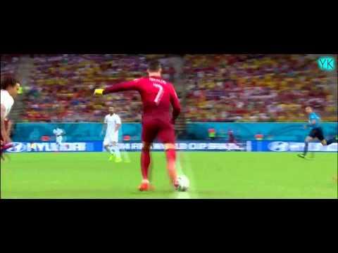 Cristiano Ronaldo vs USA | 23.06.2014| by YK