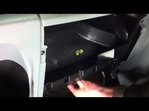 ford transit fuse box youtube