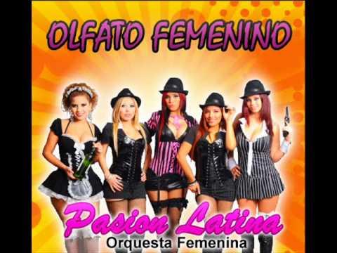 OLFATO FEMENINO - PASION LATINA (PRIMICIA 2011)