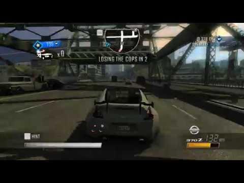 Driver: San Francisco - Nissan 370Z Drift (2009) Gameplay PCThe Nissan
