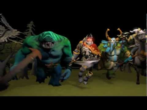 Dota Hero Pals: The Mysterious Ticking Noise