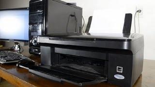 Cómo usar una impresora en red