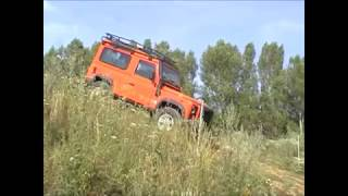 Land Rover Defender 90 G4