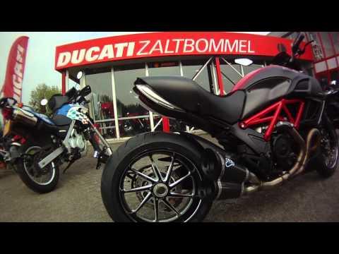 Ducati Diavel 2011 termignoni sound