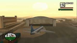 Gta San Andreas Where To Find Big Plane