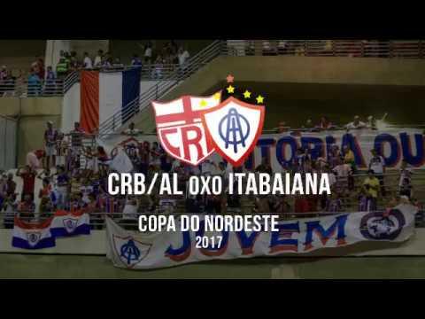 CRB-AL 0x0 Itabaiana | Bastidores e comemoração da classificação na Copa do Nordeste