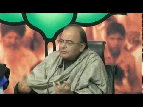 Serious corruption cases against Virbhadra Singh exposed by Shri Arun Jaitley