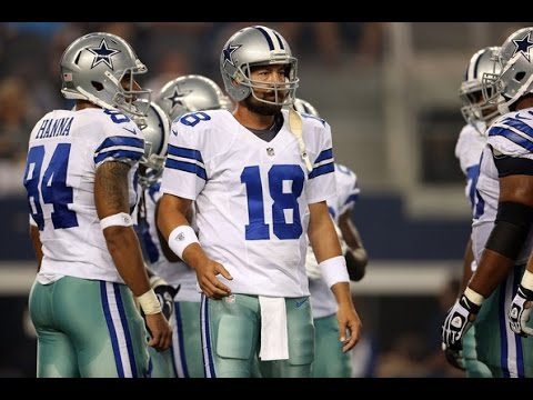 The Dallas Cowboys Have Released Quarterback Kyle Orton, Retirement Next?