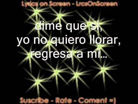 Il divo regresa a mi letras en pantalla lyrics youtube - Il divo regresa a mi lyrics ...