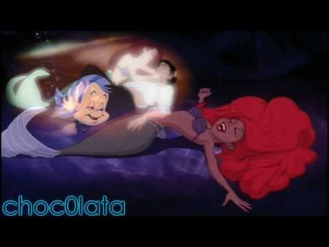 Part of your world greek fandub of version 1989 with greek lyrics