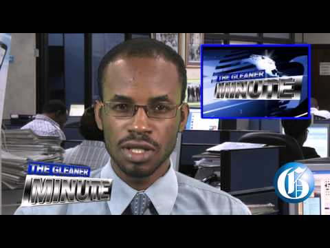 THE GLEANER MINUTE: Police forces merge... Gas protest averted...  Fire destroys St Ann school.
