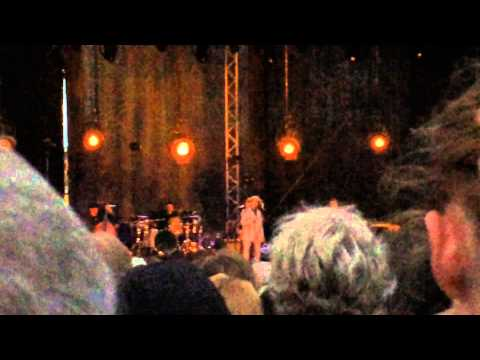 Bob Dylan live In Gothenburg Sweden - girl from the north country