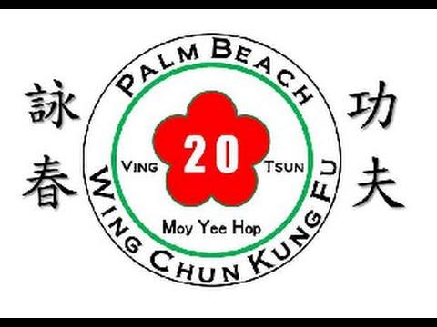 Ving Tsun Hands wooden dummy Palm Beach Wing Chun