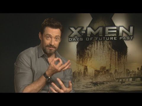 X-Men: Hugh Jackman sings the plot of the film and reveals Jennifer Lawrence's on-set games
