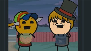 Eggs - Cyanide & Happiness Shorts