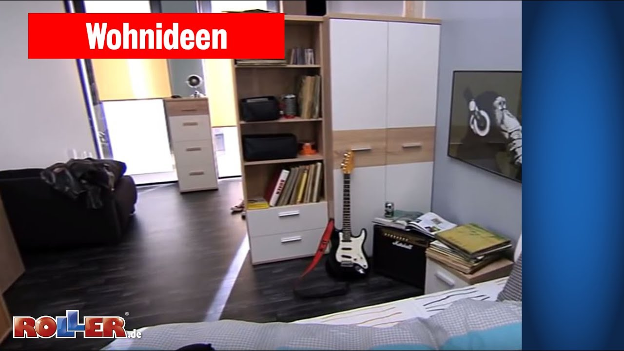Jugendzimmer einrichten f r musiker roller wohnideen for Wohnideen jugendzimmer