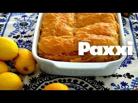Παραδοσιακό τραγανό γαλακτομπουρεκο-Συνταγή-Επεισόδιο17-Crunchy Greek traditional galaktoboureko