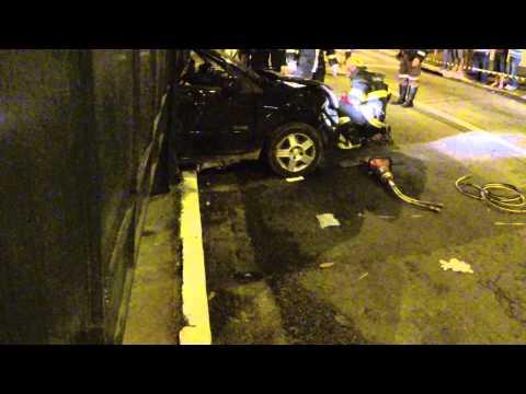 21/09/2014 Acidente fatal em São José dos Campos ao avançar sinal vermelho 4/5