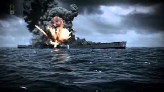 لحظات ماقبل الكارثة - سفينة بيسمارك