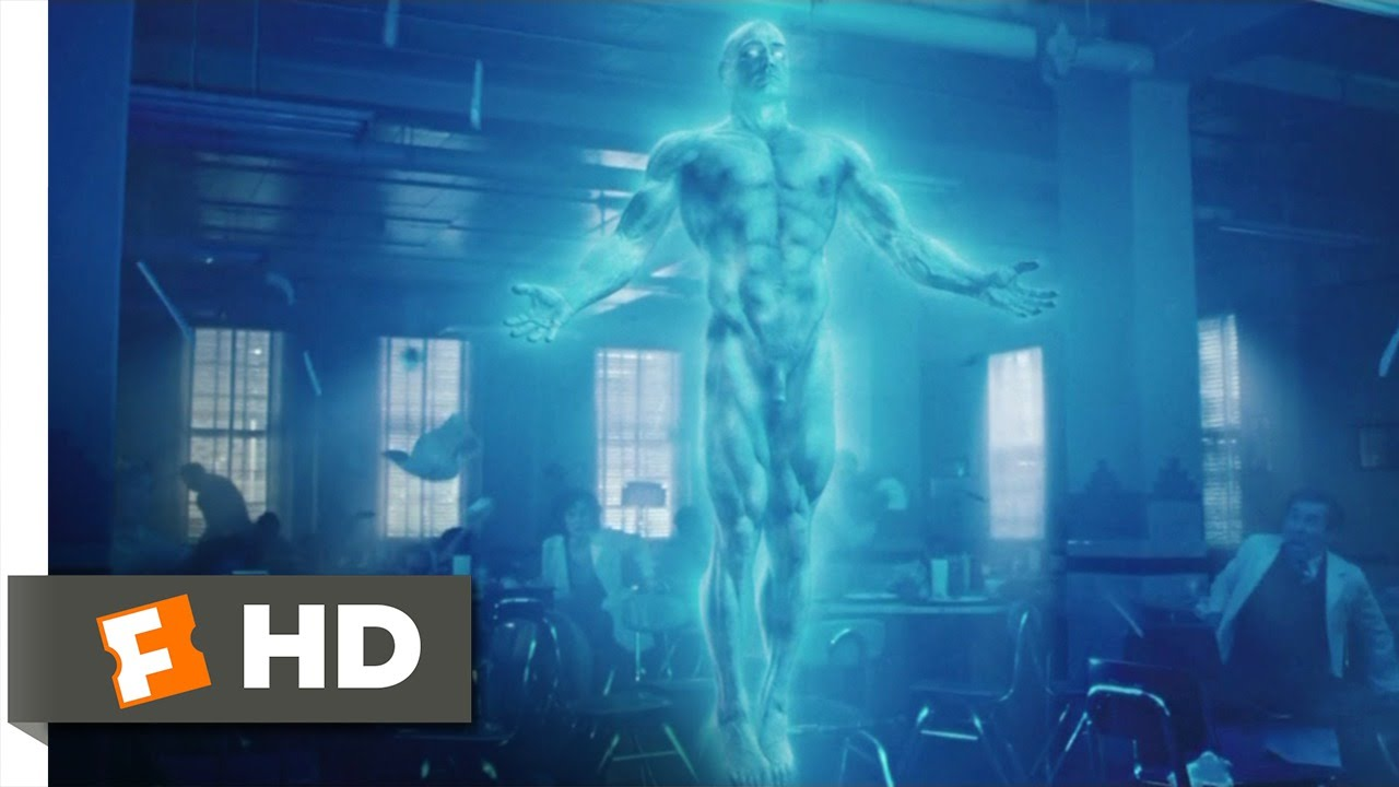 Watchmen: Long Live The Blue Penis! - PAPERMAG