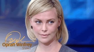 Charlize Theron on Aging: You've Earned Your Wrinkles | The Oprah Winfrey Show | OWN